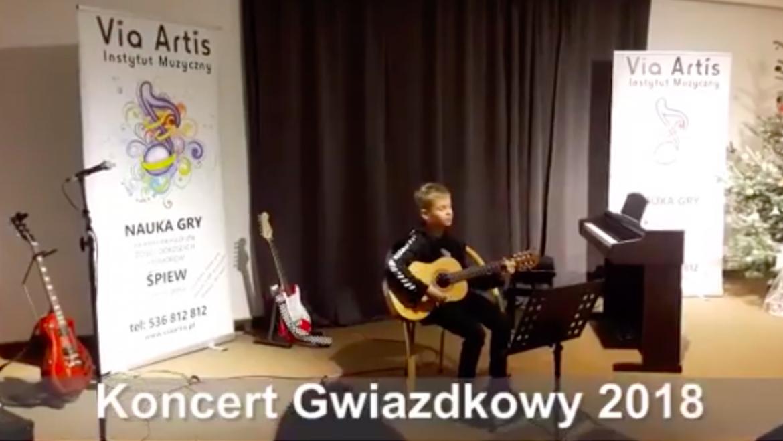 Ósmy Koncert Gwiazdkowy Uczniów Instytutu Muzycznego Via Artis