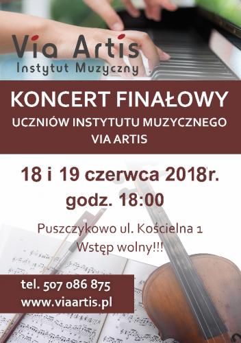 Koncert Finałowy 2018